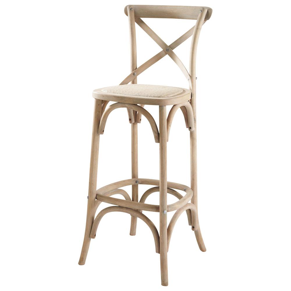 Chaise et tabouret maison du monde