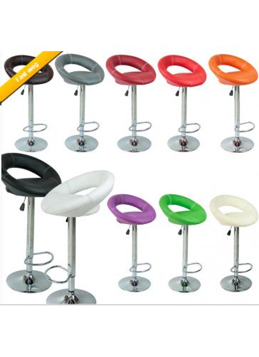 Tabouret de bar en couleur