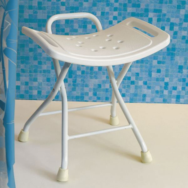 Tabouret de douche allibert