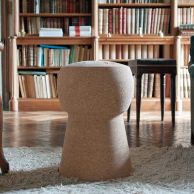 tabouret design bouchon de champagne id e pour la maison et cuisine. Black Bedroom Furniture Sets. Home Design Ideas