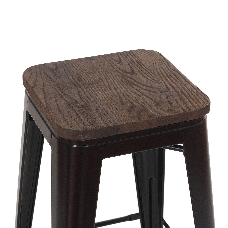 Tabouret ural wood