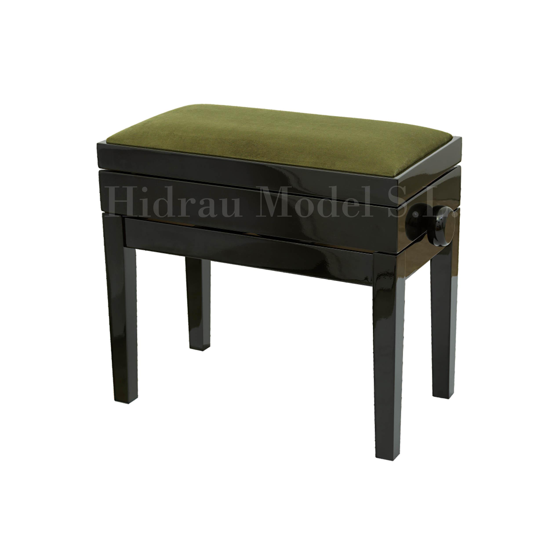 Banquette piano hidrau model
