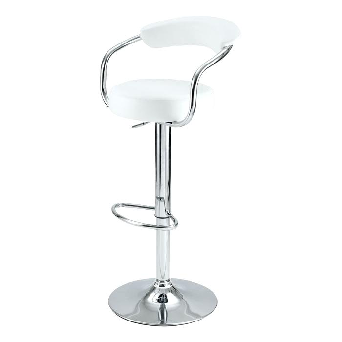 tabouret de bar r glable avec dossier id e pour la maison et cuisine. Black Bedroom Furniture Sets. Home Design Ideas