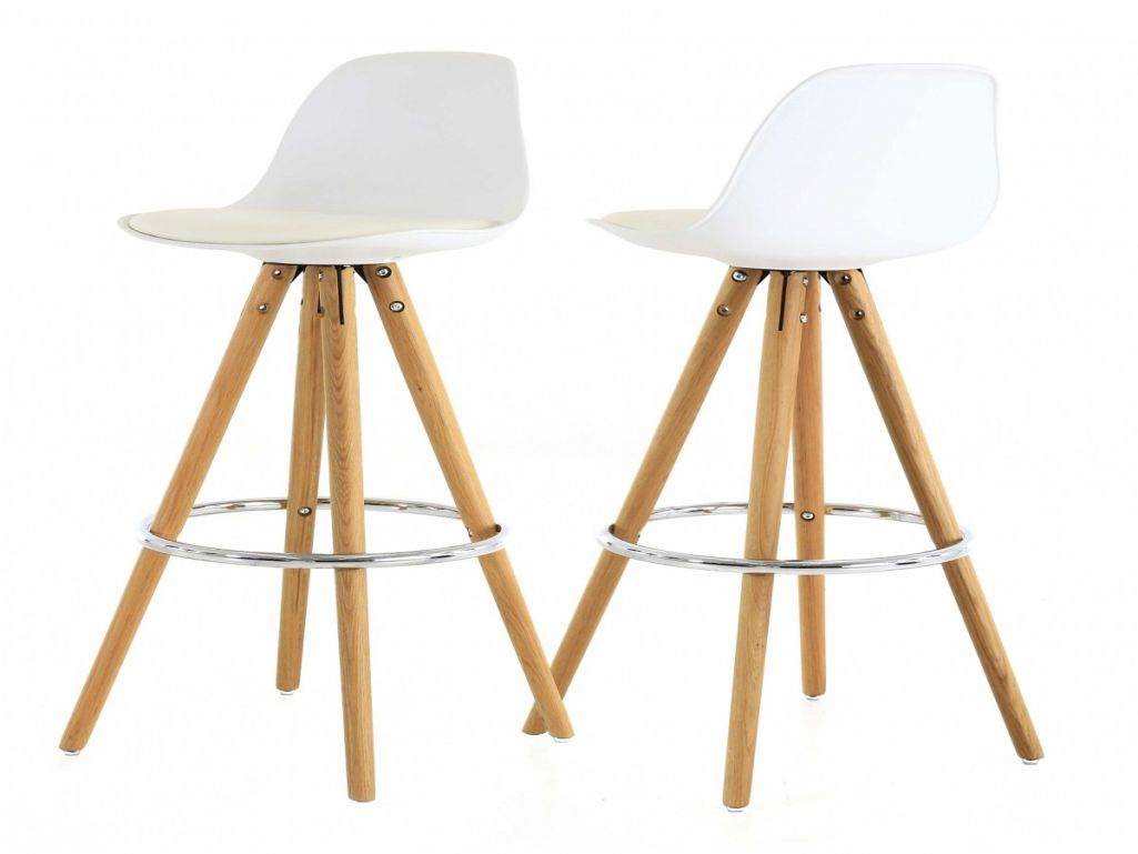 Chaise haute de bar design