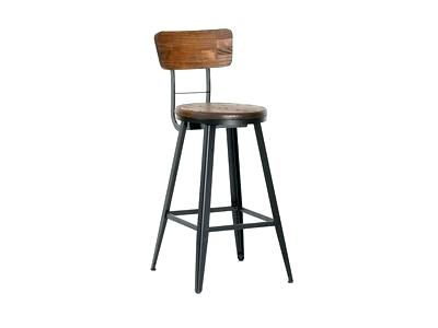 Tabouret de bar usagé