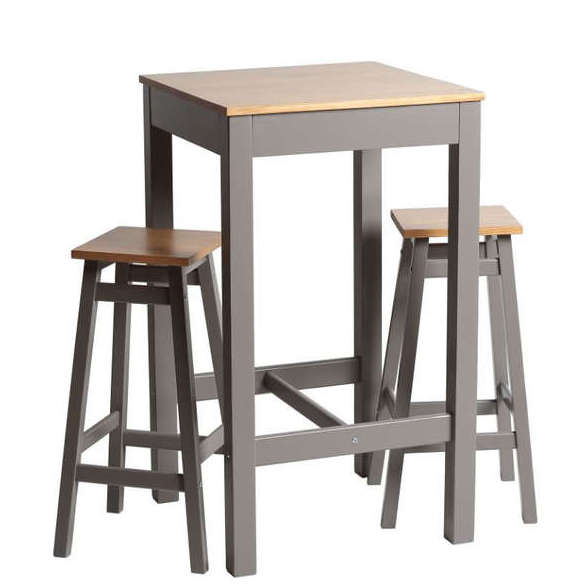 tabouret de bar gain de place id e pour la maison et cuisine. Black Bedroom Furniture Sets. Home Design Ideas
