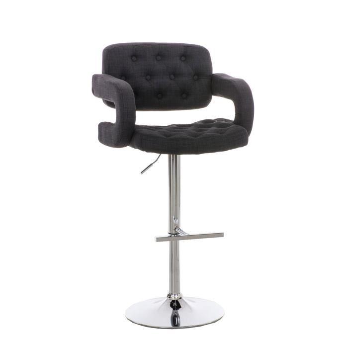 Chaise bar confortable