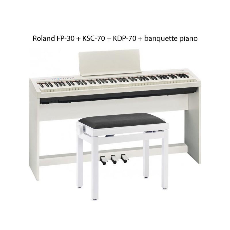 Banquette piano roland