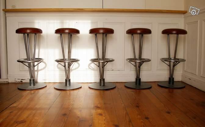 Idée Pour De Maison Et Tabouret La Cuisine Design Bar Occasion v8Om0Nnw