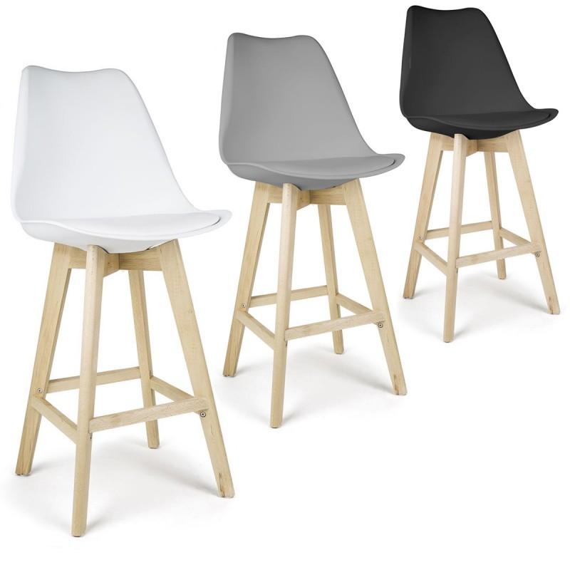 tabouret style scandinave id e pour la maison et cuisine. Black Bedroom Furniture Sets. Home Design Ideas