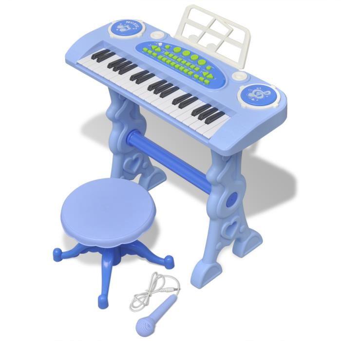 Piano tabouret jouet
