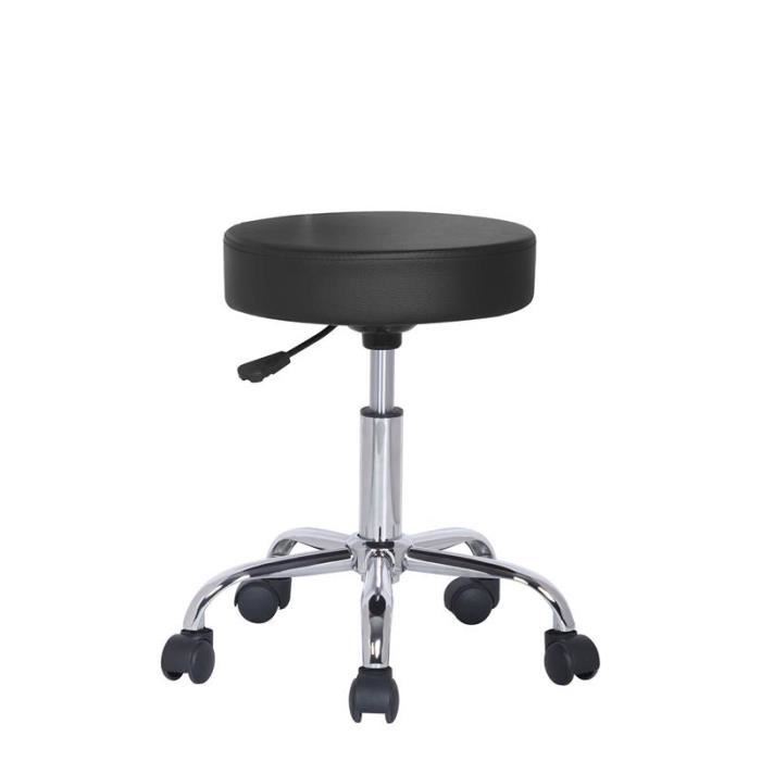 Tabouret a roulette cdiscount