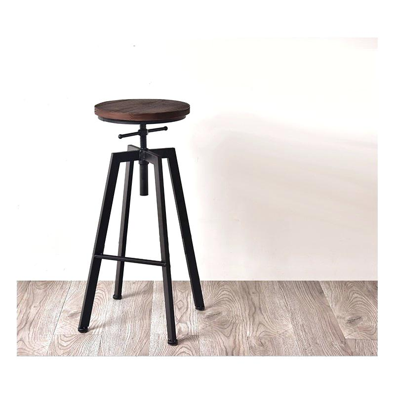 tabouret a vis en bois massif id e pour la maison et cuisine. Black Bedroom Furniture Sets. Home Design Ideas