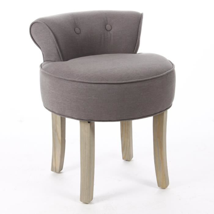 Tabouret coiffeuse
