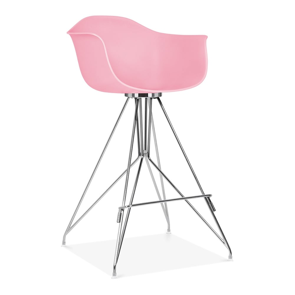 Tabouret design rose