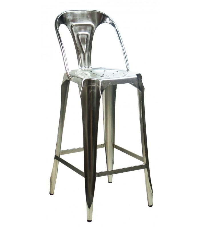 Idée De Tabouret La Bar Cuisine Metal Industriel Et Pour Maison dxEBWroQCe
