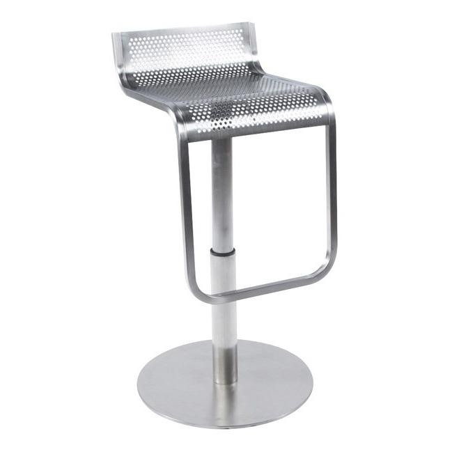 Tabouret de bar design acier