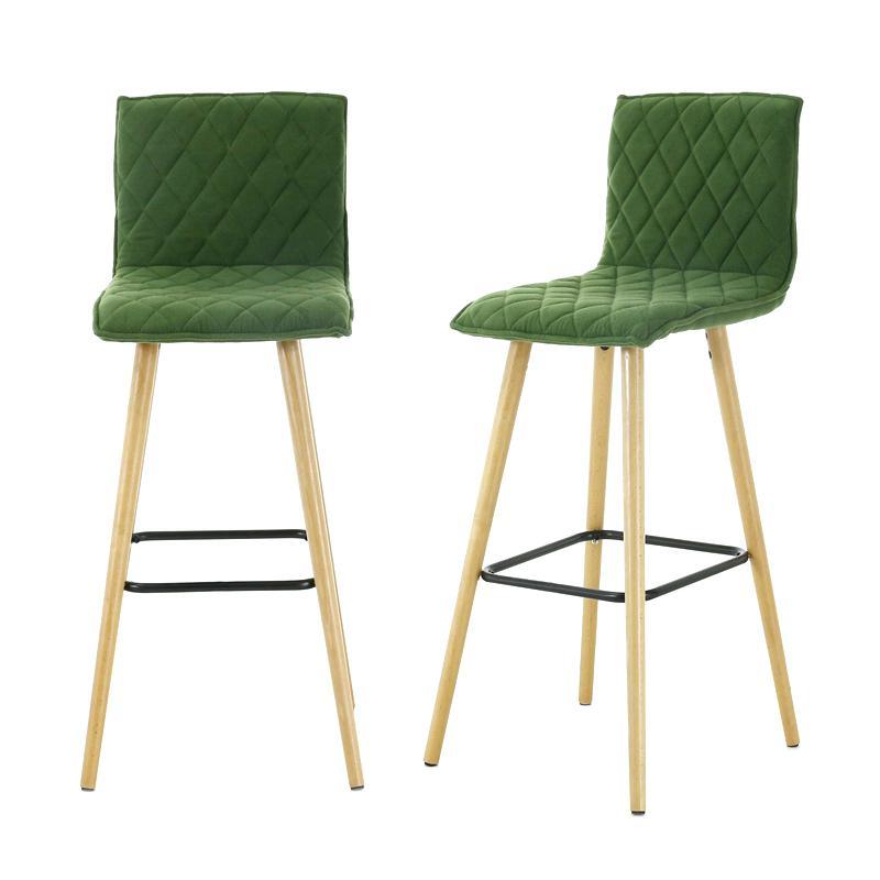 tabouret bar vert id e pour la maison et cuisine. Black Bedroom Furniture Sets. Home Design Ideas
