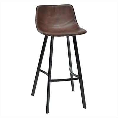 Chaise et tabouret de bar