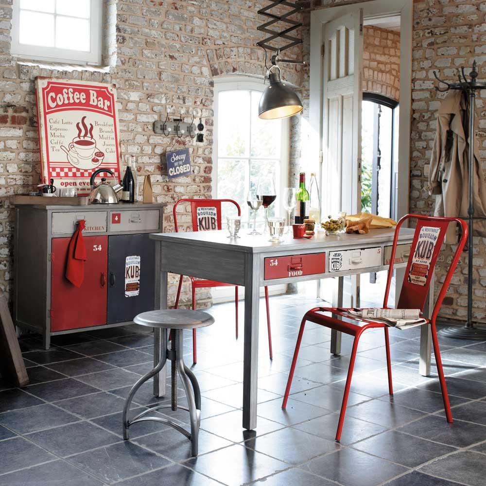 tabouret newton maison du monde id e pour la maison et cuisine. Black Bedroom Furniture Sets. Home Design Ideas