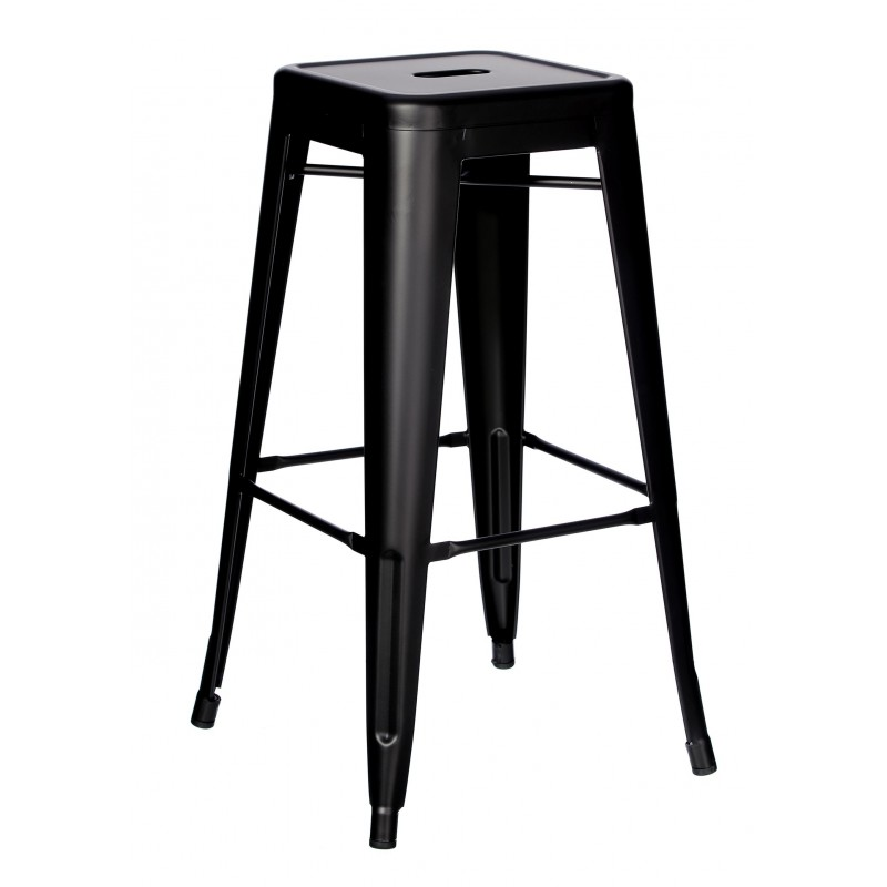 tabouret industriel hauteur 65 id e pour la maison et cuisine. Black Bedroom Furniture Sets. Home Design Ideas