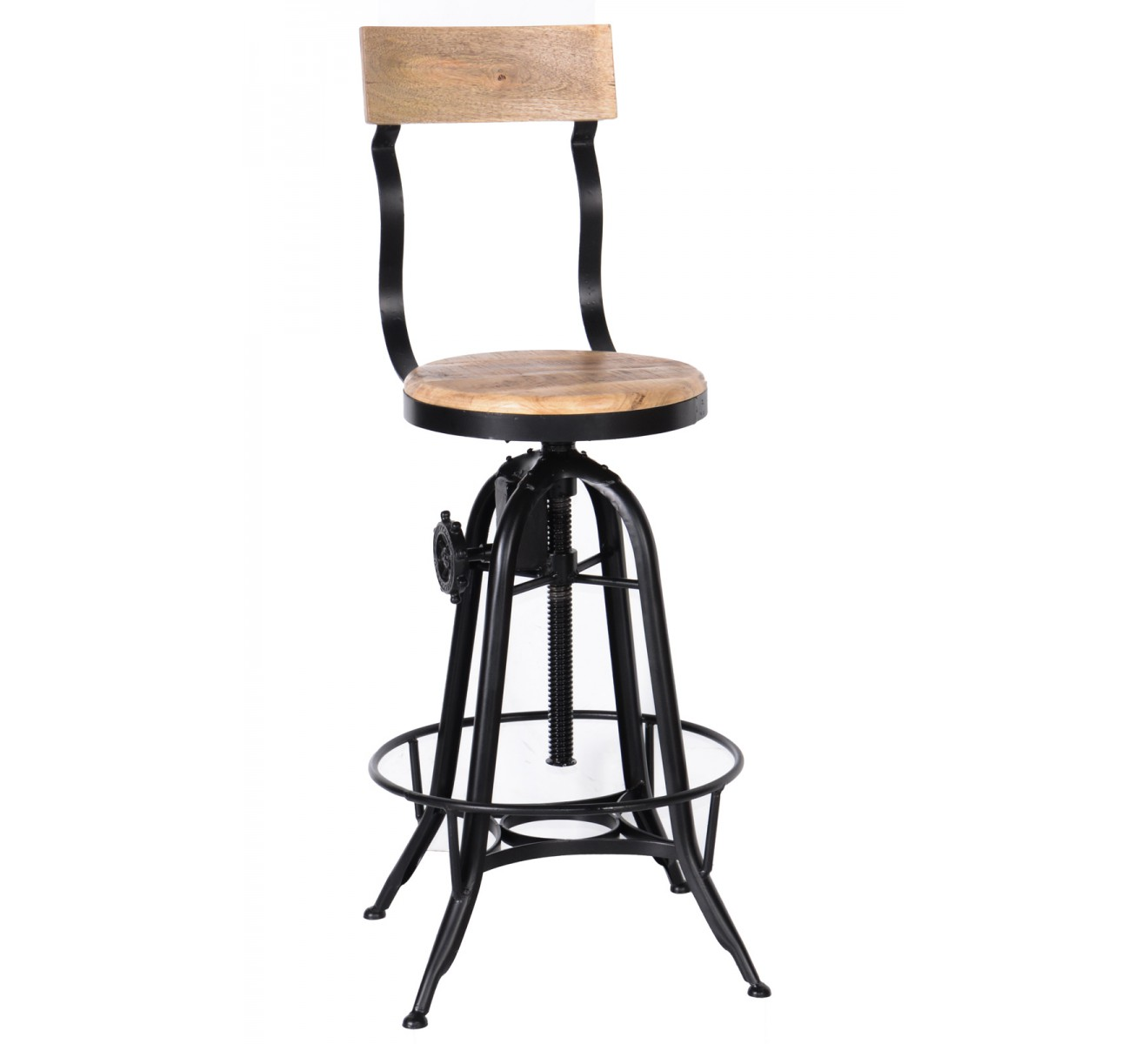 Tabouret de bar à but