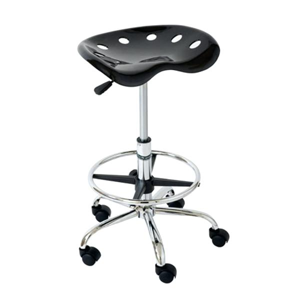 Tabouret a roulette fly